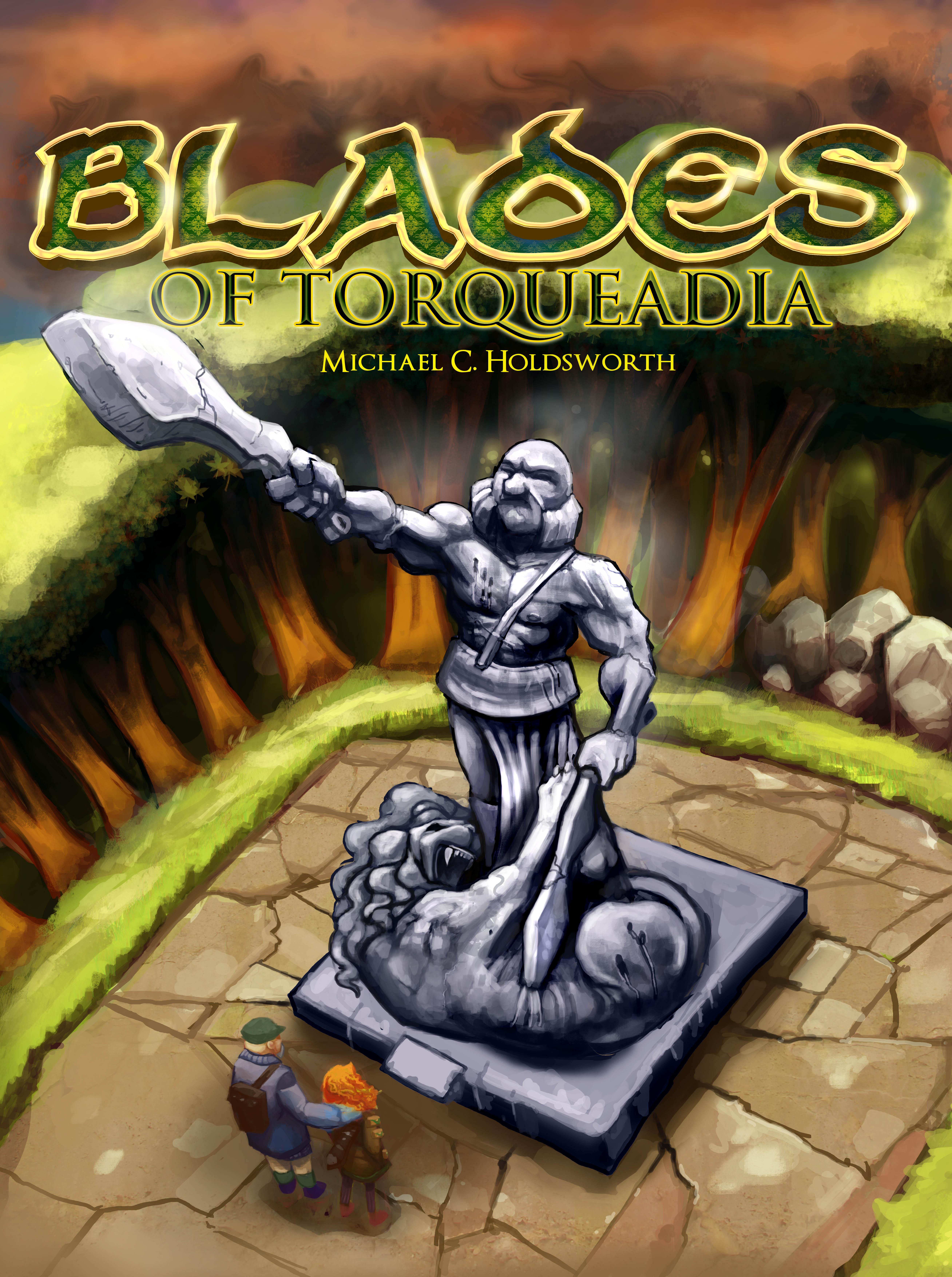 Fantasy book that inspires change and self esteem development